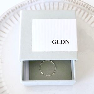 Jewelry - GLDN Stacking Ring